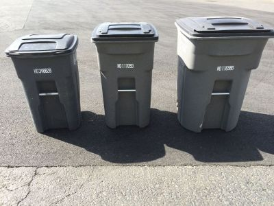 Yakima Trash Bins