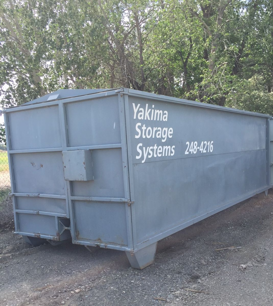 Roll Off Container Rentals Yakima Waste Systems Yakima